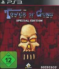 Tower Of Guns - Special Edition (Sony PlayStation 3, 2015, DVD-Box) PS3 NEU