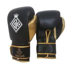 GK BOXING GLOVES inspired by Grant cleto reyes REAL Leather MMA UFC K1 16oz