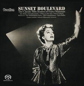 Charles Gerhardt - Sunset Boulevard - The Classic Film Scores of Franz Waxman