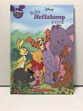 Walt Disneys Poohs Heffalump Movie Book Disney Wonderful World of Reading 2005