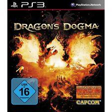 dragon's Dogma Dragons PS3 Playstation 3 alemán NUEVO + Embalaje orig.