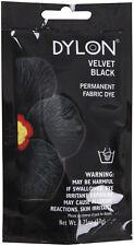 Dritz 102543 Dylon Permanent Fabric Dye 1.75 Oz - Velvet Black