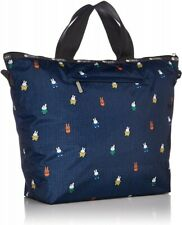 LeSportsac Miffy Dick Bruna 2Way Shoulder Tote Bag Purse Pouch NEW