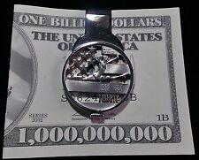 Gymnast USA Olympics Gift GYM Coach Money Clip Half Dollar Hand Cut Out Coin