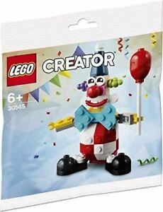 LEGO Creator Birthday Clown Polybag Set 30565 (Bagged)
