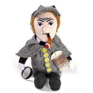 Sherlock Holmes Juguete Peluche - Muñeca Little Thinkers