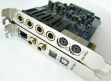 E-MU 1212M PCI Express Soundkarte Mastering Karte Audiointerface