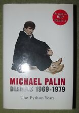Michael Palin, Diaries 1969 to 1979: The Python Years