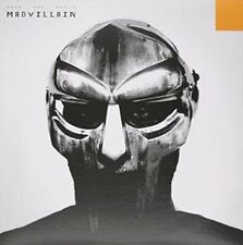 Madvillainy [LP] by Madvillain (Vinyl, Feb-2004, 2 Discs, Stones Throw)
