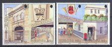 GIBRALTAR, EUROPA CEPT 1990, POST OFFICE BUILDINGS, MNH