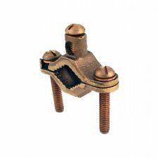 Orbit Gcbb-125/200 1.25 Inch to 2 Inch Bare Ground Clamp with Bronze Screw