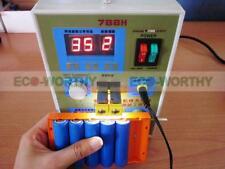2 in 1 Punktschweißgerät 788H 18650 60A Spot Welding Schweißer Batterie Charger
