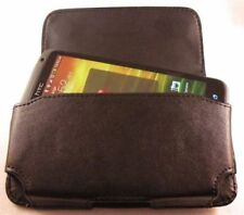 For Samsung Galaxy S3, S4, S5 mini Hamdis Black PU Leather Belt Pouch Case Cover
