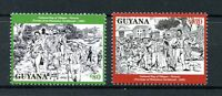Guyana 2016 MNH National Day of Villagers Victoria 2v Set Stamps