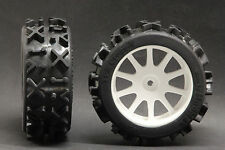 2x OFF ROAD RÄDER 1:5 1:6 FG MARDER BEETLE BUGGY CARBON FIGHTER CARSON XTC AMEWI