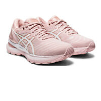 Asics Womens Gel-Nimbus 22 Running Shoes Trainers Sneakers Pink Sports