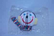 Jack in the Box Winter Clown Head Antenna Ball NEW NIP SEALED