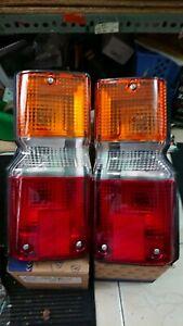 DAIHATSU ROCKY FEROZA BLIZZARD REAR TURN SIGNAL LAMP TAIL LIGHT SET Pair RH LH