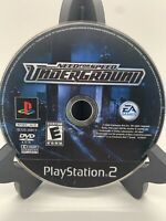 Need for Speed Underground PS2 Disc Only Tested Sony PlayStation 2 Ps2 Game Good