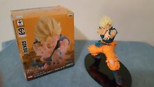 BANPRESTO Dragonball Z Scultures SC Big #4 GOKOU goku figure mint/excellent item