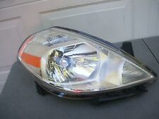 NISSAN VERSA 07 08 09 10 11 HEADLIGHT OEM ORIGINAL  LAMP RH PASSENGER SIDE