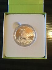 2015 Canada 1 oz Fine Silver Coin $100 for $100 (Canadian Horse)