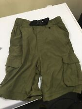"""Boy Scout Webelos Offical Uniform Shorts Youth S 24"""""""
