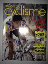 MIROIR DU CYCLISME N°418 MAI 1989 MARC MADIOT LE TOUR EN TETE
