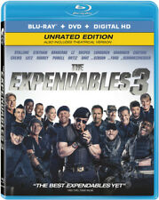 The Expendables 3 [New Blu-ray] 2 Pack