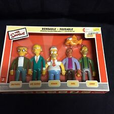 The Simpsons: Limited Ed.,Series II; Springfield Nuclear Power Plant, Figurines
