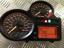 BMW R1200GS K25 Clocks / speedo / instrument 2008 - 2012 9776 Miles