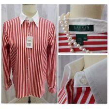 Hauts, chemises et T-shirts rouge Ralph Lauren pour femme