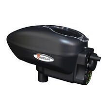 V MECH M1 Mechanical Paintballs Force Fed Hopper Loader Upgraded N Battery Black