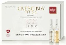 10+10 vials 1300 Man Crescina HFSC Hair Growth and Fight Hair Loss Treatment
