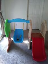 Little Tikes Hide and Seek slide, Climber and Swing. Local pick up only