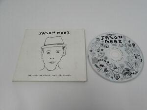 We Sing. We Dance. We Steal Things [Digipak] by Jason Mraz CD May-2008 Pre-Owned