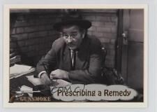 1993 Pacific Gunsmoke #109 Prescribing a Remedy Non-Sports Card 0b6