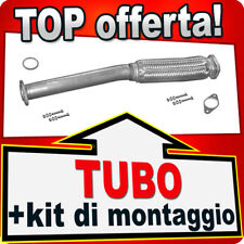 Tubo intermedio FORD FIESTA IV COURIER MAZDA 121 1.3 98-03 PPR