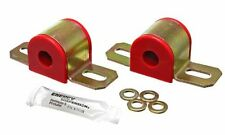 Energy Suspension 92-95 Honda Civic/CRX RED 22mm Front Sway Bar Bushings