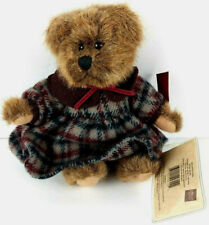 """Russ Bear Vintage Collection 44704 Lindsey 6"""" Handmade Retired New Old Stock"""