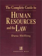 Human Resources and the Law by Dana Shilling