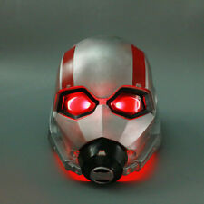 2018 Ant Man LED Helmet Cosplay Ant-Man and The Wasp LED Helmet Halloween Mask