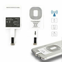 Qi Wireless Adapter Charging Fast Charger Receiver Lightning Iphone 7 Plus 5 6