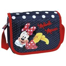 Minnie Mouse sac a bandoulière sac postier besace idée cadeau Disney