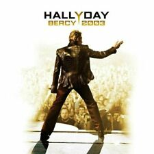 Bercy 2003 par Johnny Hallyday (2 CD Album, Universal Music France 2003)