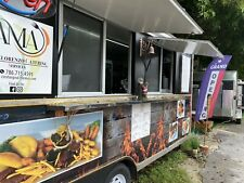 Food Trailers For Sale Used