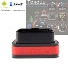 OBD 2 Scanner Bluetooth Car Engine Check OBDII Auto Diagnostic Tool Code Reader