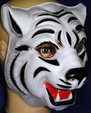 The White Tiger Mask ! King of The Jungle & Snow !