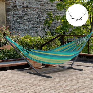 Outsunny 3.6m Long Metal Hammock Stand Frame Replacement Garden Outdoor Patio