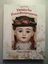 Deutsche Porzellanpuppen PuppenAlbum 1 von 1991 Puppen